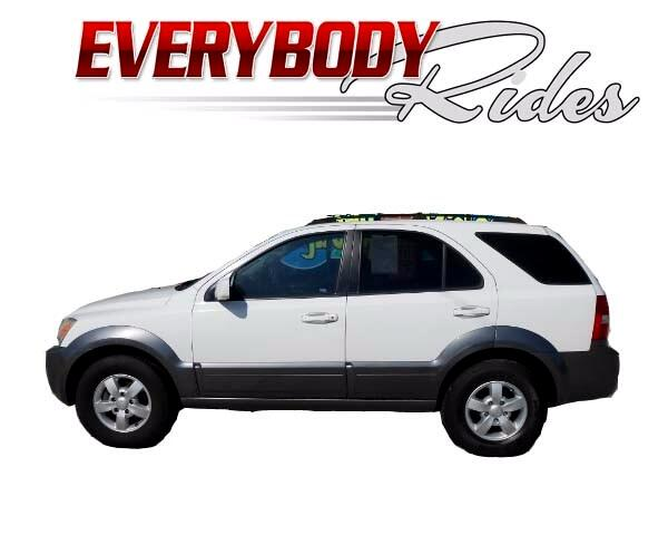 2008 Kia Sorento Visit Everybody Rides 2 online at wwweverybodyrides1com to see more pictures of