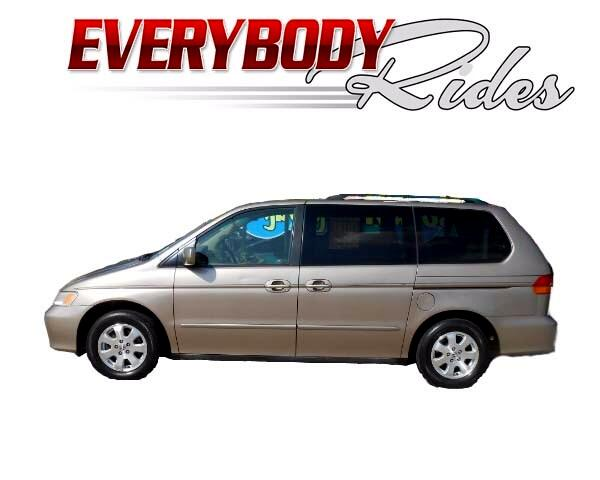 2003 Honda Odyssey Visit Everybody Rides 2 online at wwweverybodyrides1com to see more pictures o