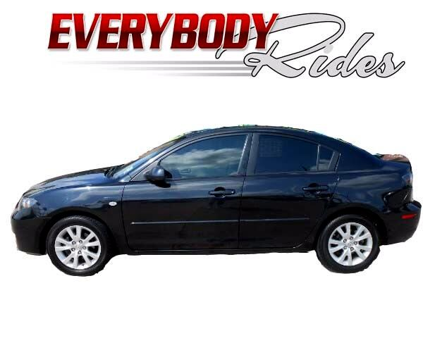 2008 Mazda MAZDA3 Visit Everybody Rides 2 online at wwweverybodyrides1com to see more pictures of