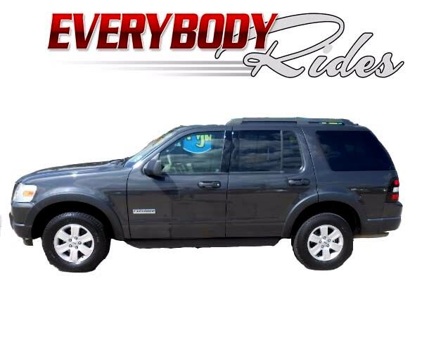 2007 Ford Explorer Visit Everybody Rides 2 online at wwweverybodyrides1com to see more pictures o