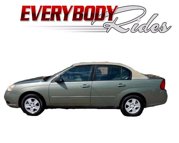 2004 Chevrolet Malibu Visit Everybody Rides 2 online at wwweverybodyrides1com to see more picture