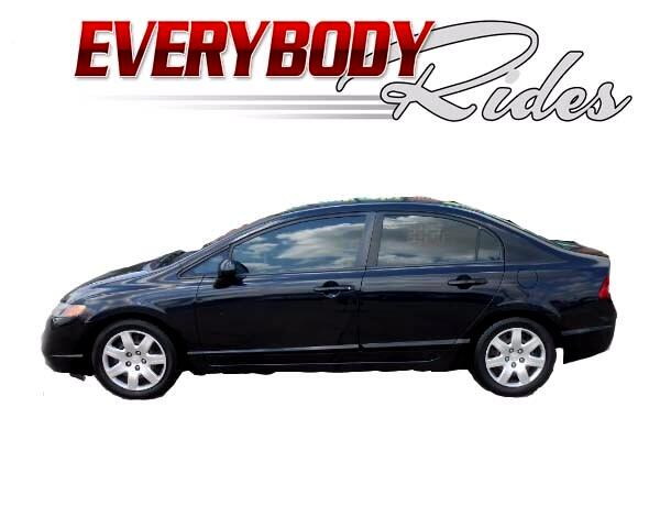 2007 Honda Civic Visit Everybody Rides 2 online at wwweverybodyrides1com to see more pictures of