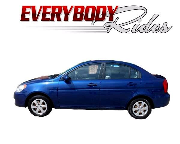 2010 Hyundai Accent Visit Everybody Rides 2 online at wwweverybodyrides1com to see more pictures
