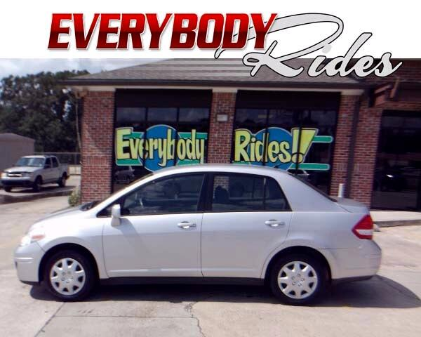 2009 Nissan Versa Visit Everybody Rides 2 online at wwweverybodyrides1com to see more pictures of