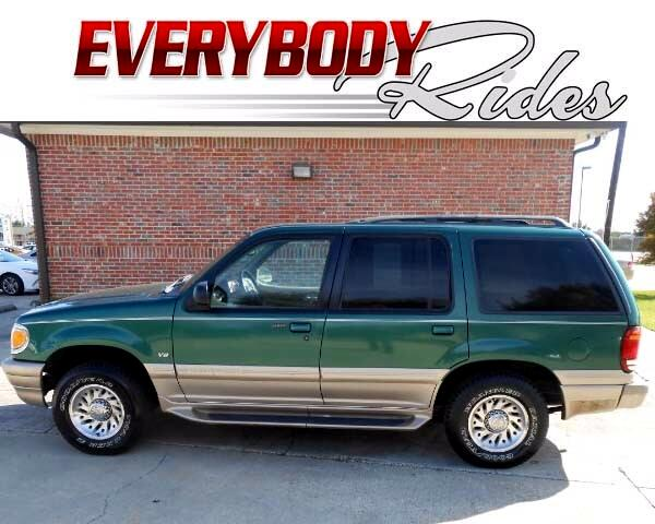 2001 Mercury Mountaineer Visit Everybody Rides 2 online at wwweverybodyrides1com to see more pict