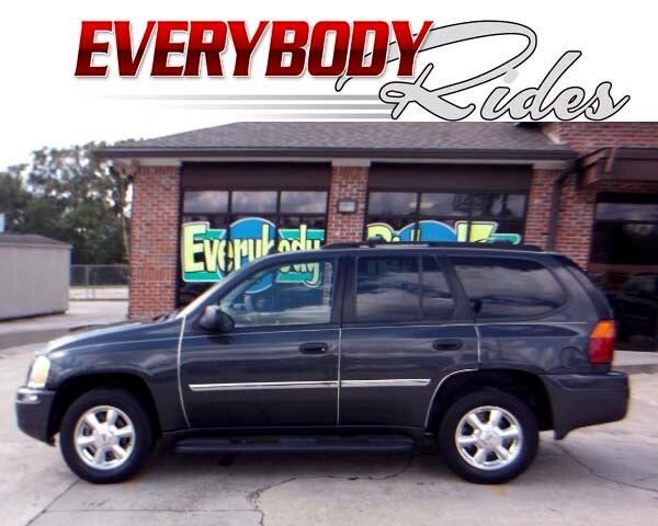 2007 GMC Envoy Visit Everybody Rides 2 online at wwweverybodyrides1com to see more pictures of th
