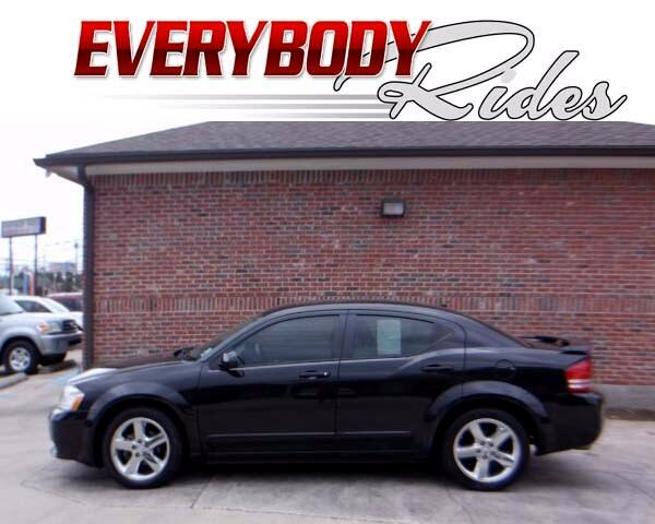 2008 Dodge Avenger Visit Everybody Rides 2 online at wwweverybodyrides1com to see more pictures o