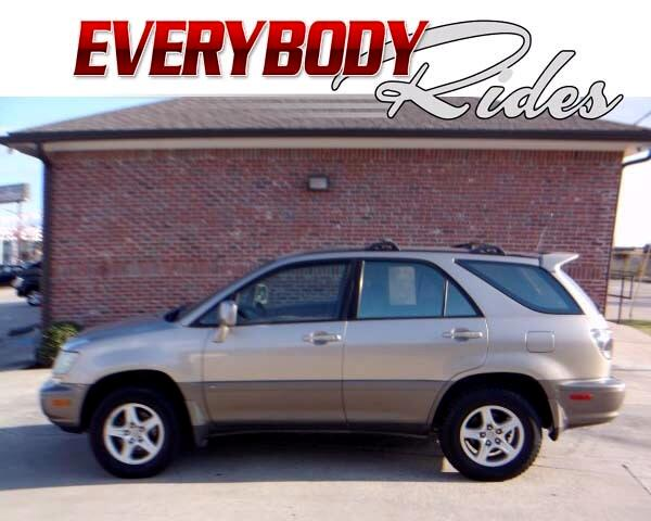 2002 Lexus RX 300 Visit Everybody Rides 2 online at wwweverybodyrides1com to see more pictures of