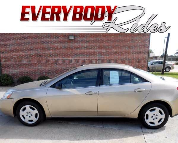2008 Pontiac G6 Visit Everybody Rides 2 online at wwweverybodyrides1com to see more pictures of t