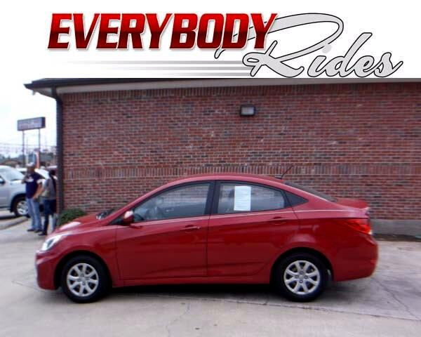 2013 Hyundai Accent Visit Everybody Rides 2 online at wwweverybodyrides1com to see more pictures