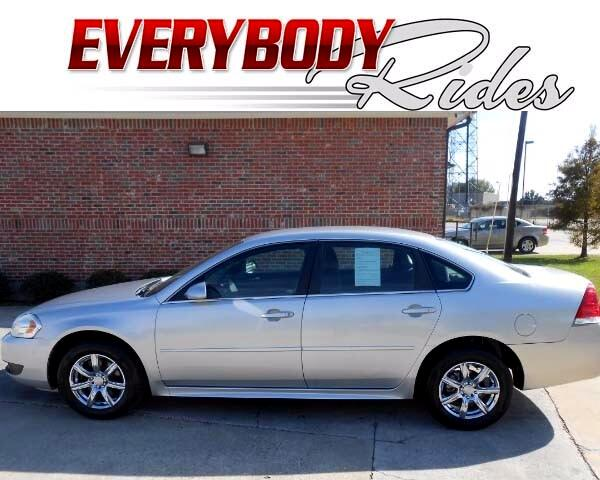 2011 Chevrolet Impala Visit Everybody Rides 2 online at wwweverybodyrides1com to see more picture