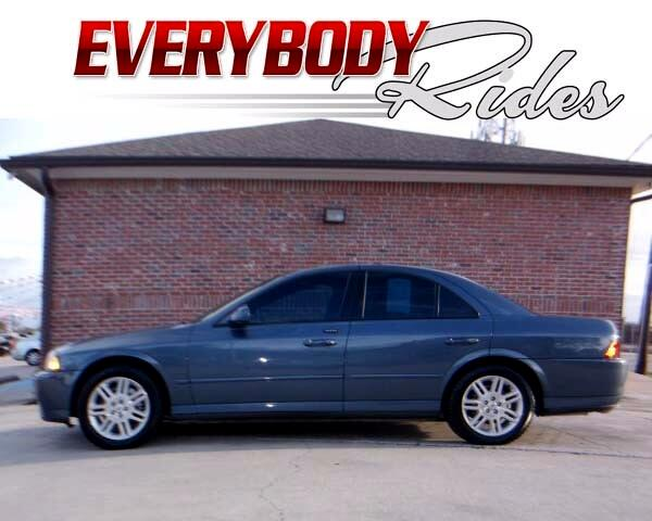 2005 Lincoln LS Visit Everybody Rides 2 online at wwweverybodyrides1com to see more pictures of t