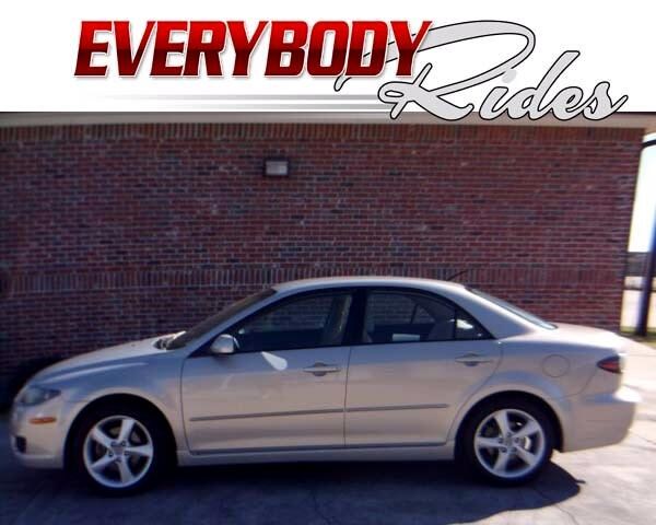 2008 Mazda MAZDA6 Visit Everybody Rides 2 online at wwweverybodyrides1com to see more pictures of
