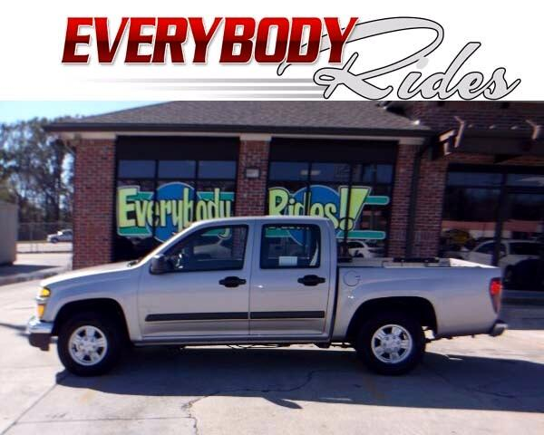 2006 GMC Canyon Visit Everybody Rides 2 online at wwweverybodyrides1com to see more pictures of t