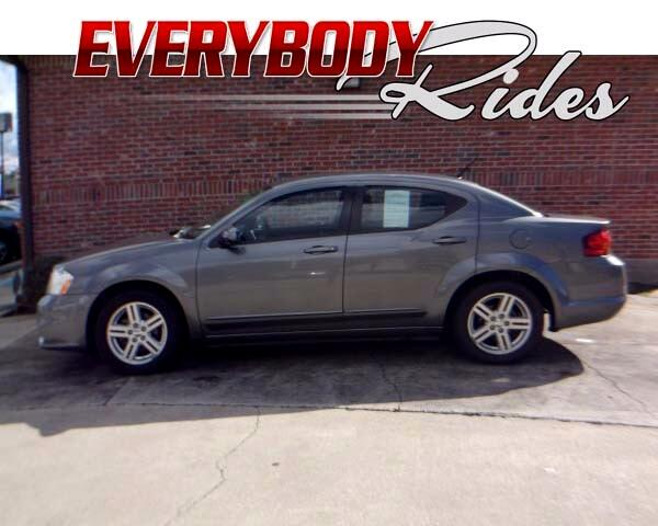 2012 Dodge Avenger Visit Everybody Rides 2 online at wwweverybodyrides1com to see more pictures o