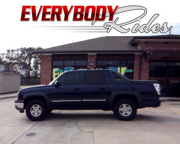 2005 Chevrolet Avalanche Visit Everybody Rides 2 online at wwweverybodyrides1com to see more pict