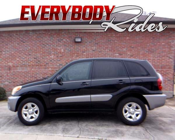 2005 Toyota RAV4 Visit Everybody Rides 2 online at wwweverybodyrides1com to see more pictures of