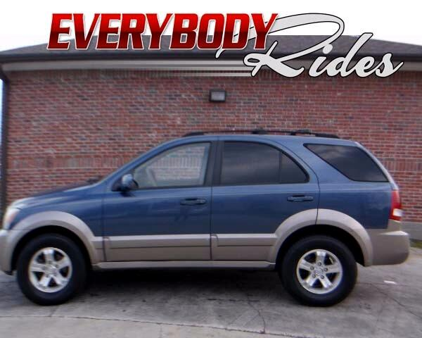 2006 Kia Sorento Visit Everybody Rides 2 online at wwweverybodyrides1com to see more pictures of