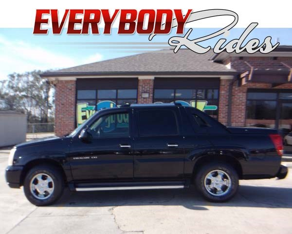 2003 Cadillac Escalade EXT Visit Everybody Rides 2 online at wwweverybodyrides1com to see more pi