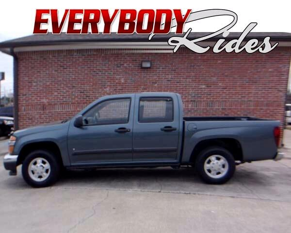 2007 Chevrolet Colorado Visit Everybody Rides 2 online at wwweverybodyrides1com to see more pictu