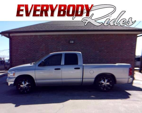 2007 Dodge Ram 1500 Visit Everybody Rides 2 online at wwweverybodyrides1com to see more pictures