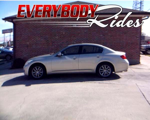 2007 Infiniti G35 Visit Everybody Rides 2 online at wwweverybodyrides1com to see more pictures of