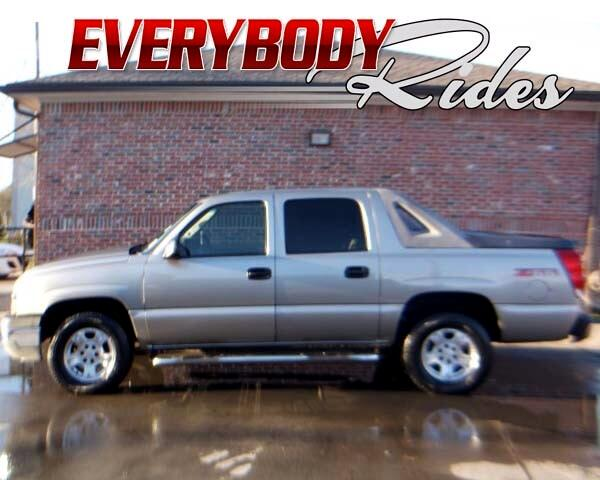 2003 Chevrolet Avalanche Visit Everybody Rides 2 online at wwweverybodyrides1com to see more pict