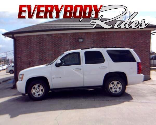 2007 Chevrolet Tahoe Visit Everybody Rides 2 online at wwweverybodyrides1com to see more pictures