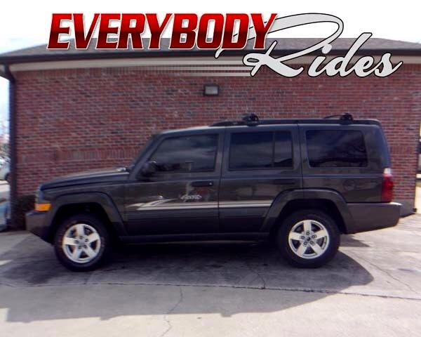 2006 Jeep Commander Visit Everybody Rides 2 online at wwweverybodyrides1com to see more pictures