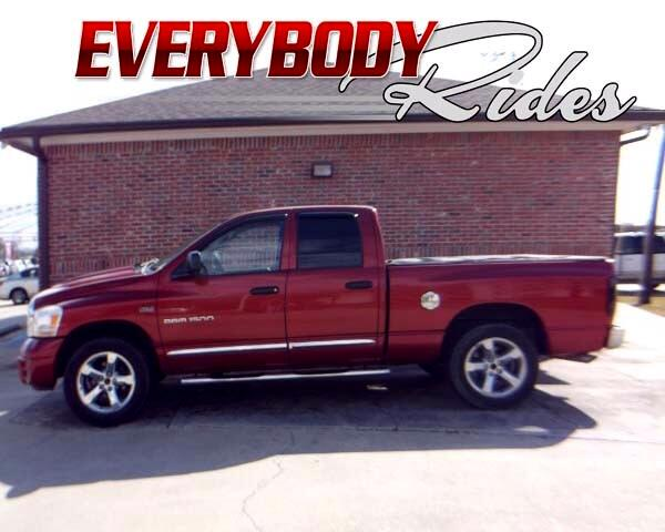 2006 Dodge Ram 1500 Visit Everybody Rides 2 online at wwweverybodyrides1com to see more pictures