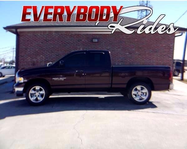2004 Dodge Ram 1500 Visit Everybody Rides 2 online at wwweverybodyrides1com to see more pictures