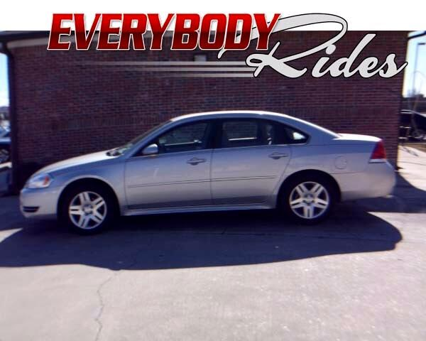 2012 Chevrolet Impala Visit Everybody Rides 2 online at wwweverybodyrides1com to see more picture
