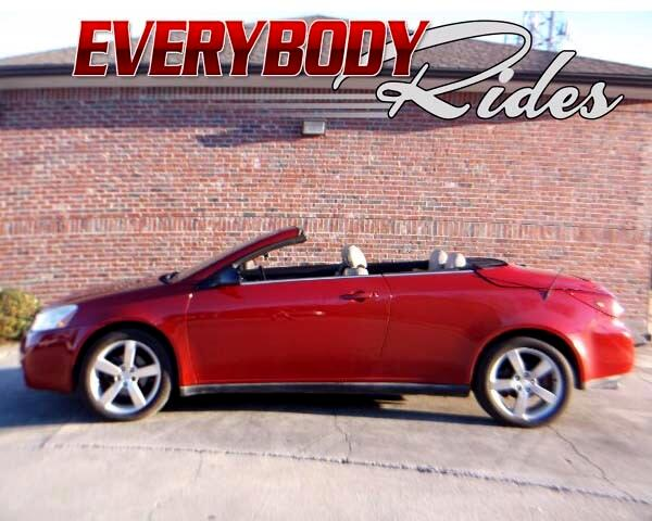 2007 Pontiac G6 Visit Everybody Rides 2 online at wwweverybodyrides1com to see more pictures of t