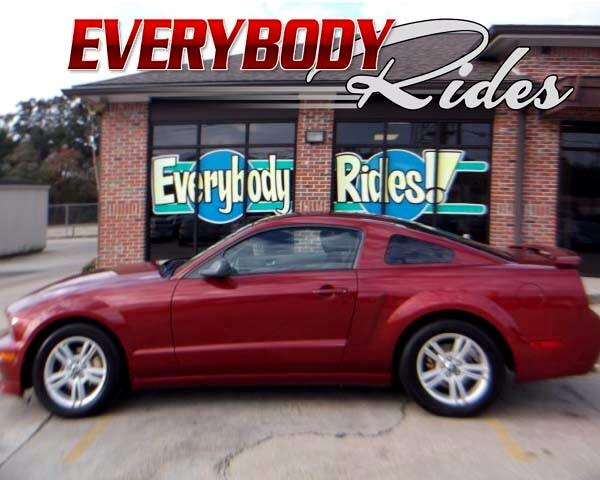 2007 Ford Mustang Visit Everybody Rides 2 online at wwweverybodyrides1com to see more pictures of