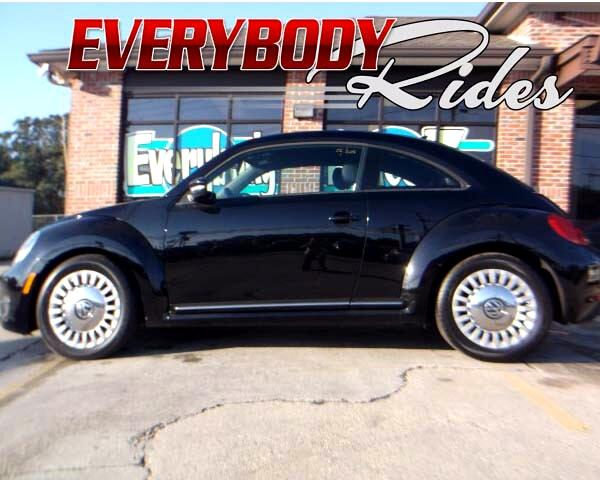 2013 Volkswagen Beetle Visit Everybody Rides 2 online at wwweverybodyrides1com to see more pictur