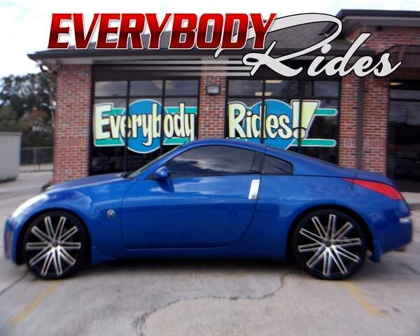 2007 Nissan 350Z Visit Everybody Rides 2 online at wwweverybodyrides1com to see more pictures of