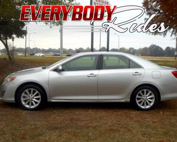 2013 Toyota Camry Visit Everybody Rides 2 online at wwweverybodyrides1com to see more pictures of