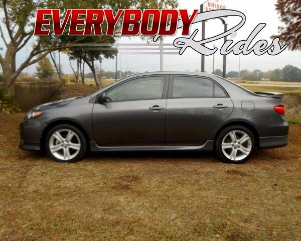 2013 Toyota Corolla Visit Everybody Rides 2 online at wwweverybodyrides1com to see more pictures