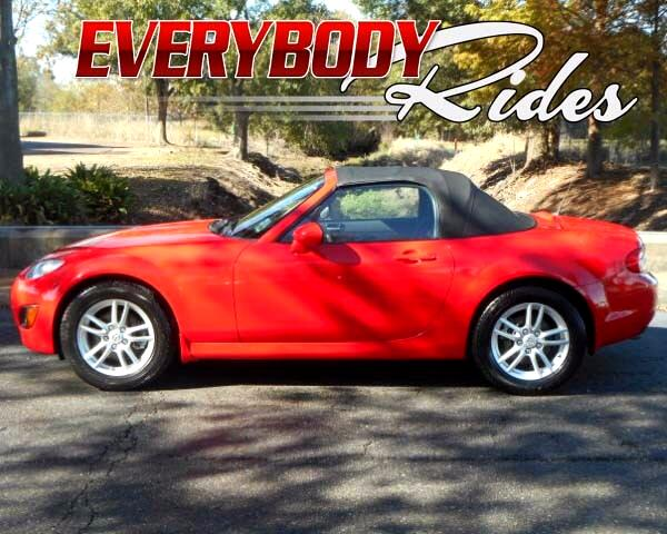 2010 Mazda MX-5 Miata Visit Everybody Rides 2 online at wwweverybodyrides1com to see more picture