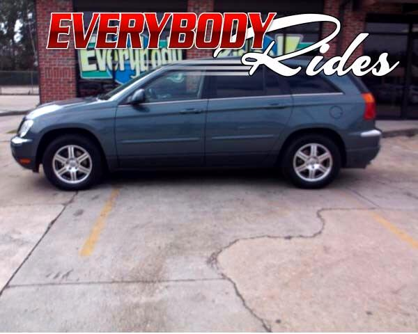 2007 Chrysler Pacifica Visit Everybody Rides 2 online at wwweverybodyrides1com to see more pictur