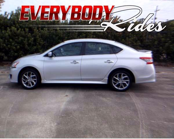 2013 Nissan Sentra Visit Everybody Rides 2 online at wwweverybodyrides1com to see more pictures o