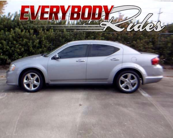 2013 Dodge Avenger Visit Everybody Rides 2 online at wwweverybodyrides1com to see more pictures o