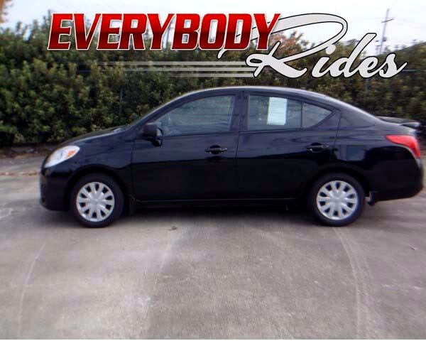 2014 Nissan Versa Visit Everybody Rides 2 online at wwweverybodyrides1com to see more pictures of