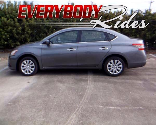 2015 Nissan Sentra Visit Everybody Rides 2 online at wwweverybodyrides1com to see more pictures o