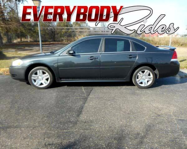 2013 Chevrolet Impala Visit Everybody Rides 2 online at wwweverybodyrides1com to see more picture
