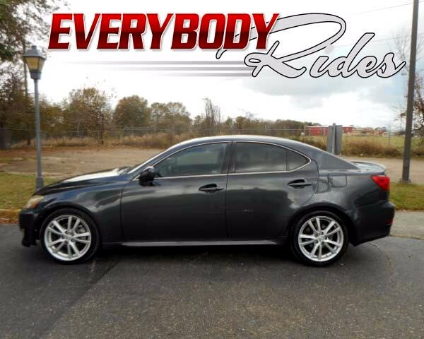2006 Lexus IS Visit Everybody Rides 2 online at wwweverybodyrides1com to see more pictures of thi
