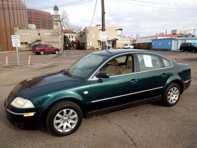 2001 Volkswagen Passat GLS V6