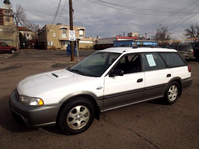 1999 Subaru Legacy Wagon Outback Limited 30th Anniv. Edition