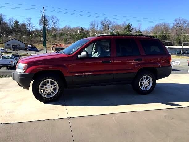used 2004 jeep grand cherokee for sale in asheboro nc. Black Bedroom Furniture Sets. Home Design Ideas
