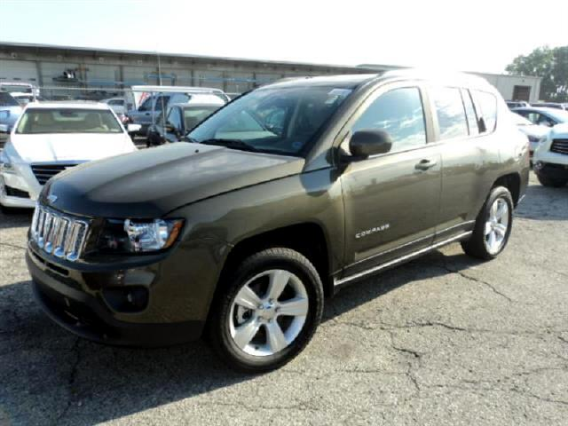 used 2015 jeep compass latitude 4wd for sale in kansas. Black Bedroom Furniture Sets. Home Design Ideas